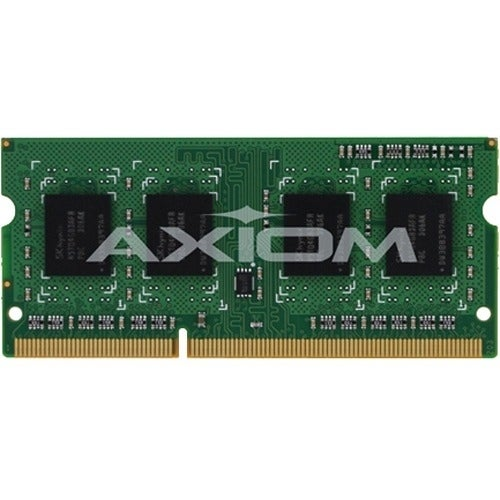 """Axion CF-BAX04GI-AX Axiom 4GB Low Voltage SODIMM PC3L-12800 SODIMM 1600MHz 1.35v - 4 GB - DDR3 SDRAM - 1600 MHz"