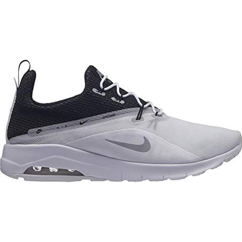 78bc334c85a1 Nike Men's Air Max Motion Racer 2 Running Shoe White/Wolf Grey/Black