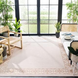 Link to SAFAVIEH Bermuda Almedia Indoor/ Outdoor Patio Backyard Rug Similar Items in Patterned Rugs