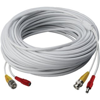 Lorex Video Rg59 Coaxial Bnc And Power Cable (120ft)