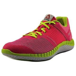 Reebok Zprint Run Round Toe Synthetic Running Shoe