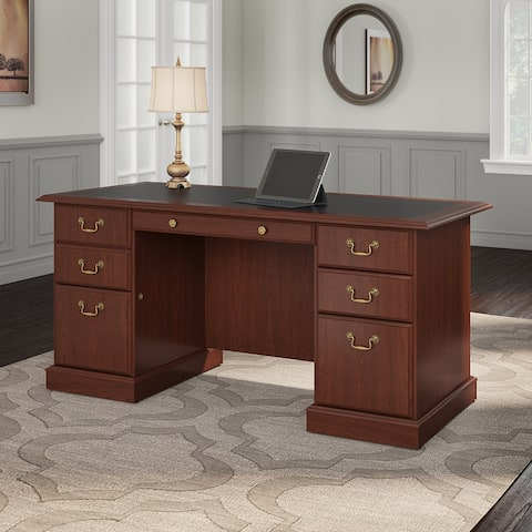 Copper Grove Executive Desk