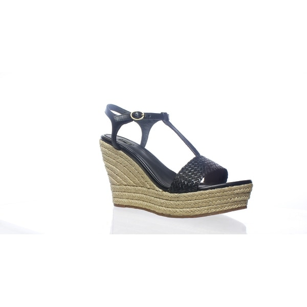 c50aec9be8 Shop UGG Womens Fitchie Ii Black Espadrilles Size 8 - Free Shipping ...
