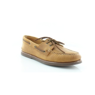 Sperry Top-Sider Gold Cup A/O 2-Eye Men's Casual Tan/Gum