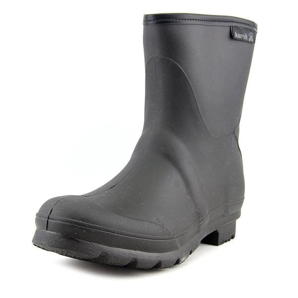 Kamik Jenny Lo Round Toe Synthetic Rain Boot