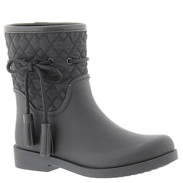 Jessica Simpson Womens RACYN Rubber Closed Toe Mid-Calf Rainboots