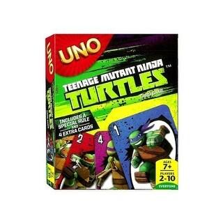 UNO - Teenage Mutant Ninja Turtles Card Game