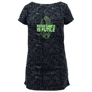 Star Trek RESISTANCE IS FUTILE GLOW LADIES SLEEP SHIRT|https://ak1.ostkcdn.com/images/products/is/images/direct/b015b48526bb12ada50b2d3c920988ae7ba4dad6/Star-Trek-RESISTANCE-IS-FUTILE-GLOW-LADIES-SLEEP-SHIRT.jpg?impolicy=medium