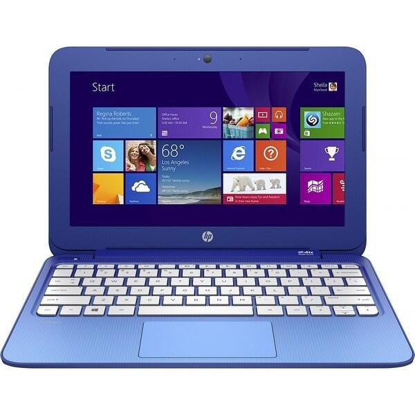 Refurbished - HP Stream 13-C077NR 13.3 Laptop Intel N2840 2.16GHz 2GB 32eMMC Windows 8.1
