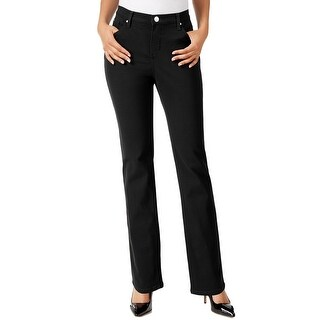 "Lee Ladies Platinum Label ""Gwen"" Stretch Eased Straight Leg Jean"