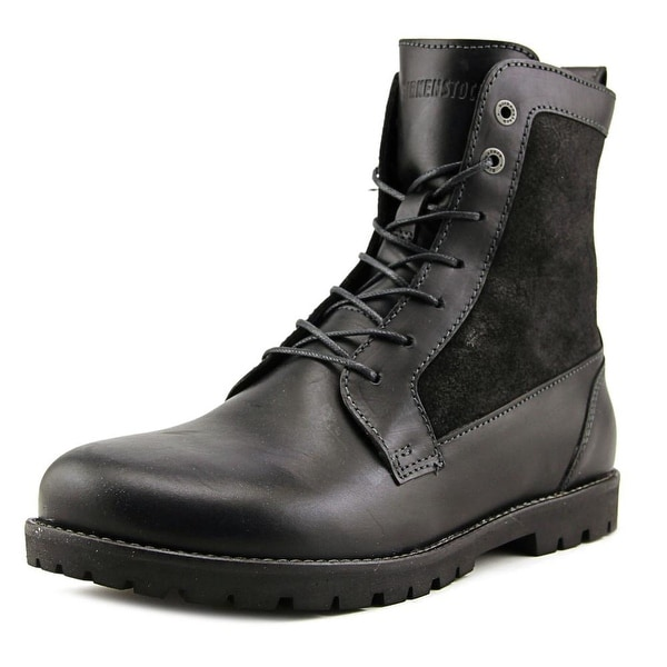 a285fa18ca Shop Birkenstock Gilford Hi Round Toe Leather Winter Boot - Free ...