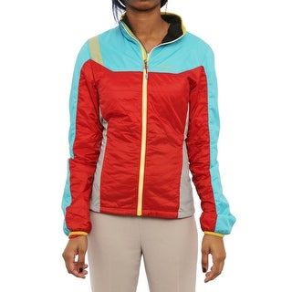 La Sportiva Astrid Basic Jacket Red/Malibu Blue