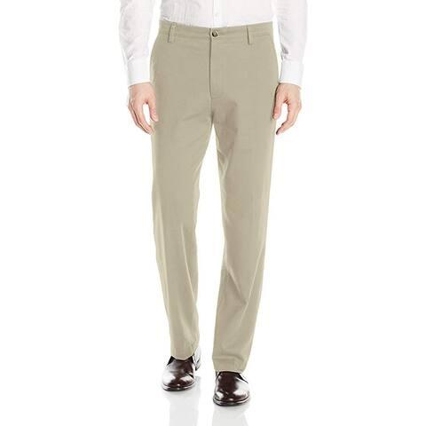 Dockers Easy Khaki D3 Classic-Fit Flat-Front Pant