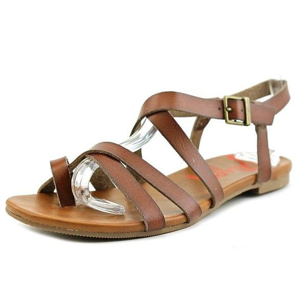 Jellypop Shirley Open-Toe Synthetic Slingback Sandal