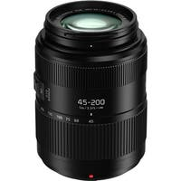 Panasonic Lumix G Vario 45-200mm f/4-5.6 II POWER O.I.S. Lens (International Model)
