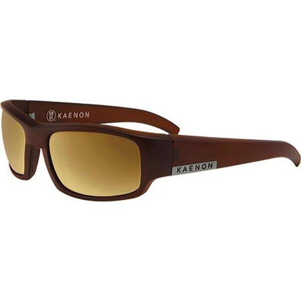 5b114e88d262 Shop Kaenon Men s Arlo Polarized Sunglasses Gold Coast - US Men s One Size  (Size None) - On Sale - Free Shipping Today - Overstock - 26270869