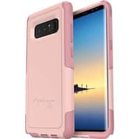 OtterBox Commuter Series Lightweight Protective Case for Samsung Galaxy Note 8 - Non-Retail Packaging - Ballet Way Pink Blush