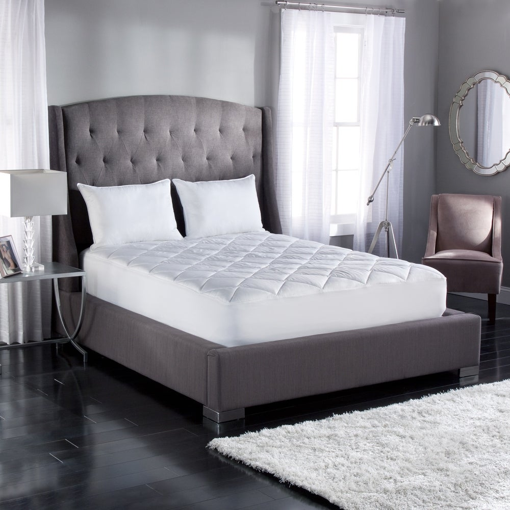 Shop Stearns & Foster 400 TC Mattress Pad from Overstock on Openhaus