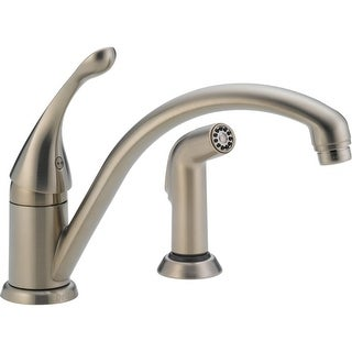 Delta 441-DST Collins Kitchen Faucet with Side Spray - Includes Lifetime Warranty - n/a