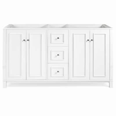 "Williamsburg 60""W Vanity Cabinet Only"
