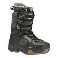 Rome Snowboards Men's Smith Snowboard Boots - Black - 10.5 d(m) us mens