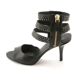 Kenneth Cole Women's Tucker 3 Studded Ankle Strap Sandals