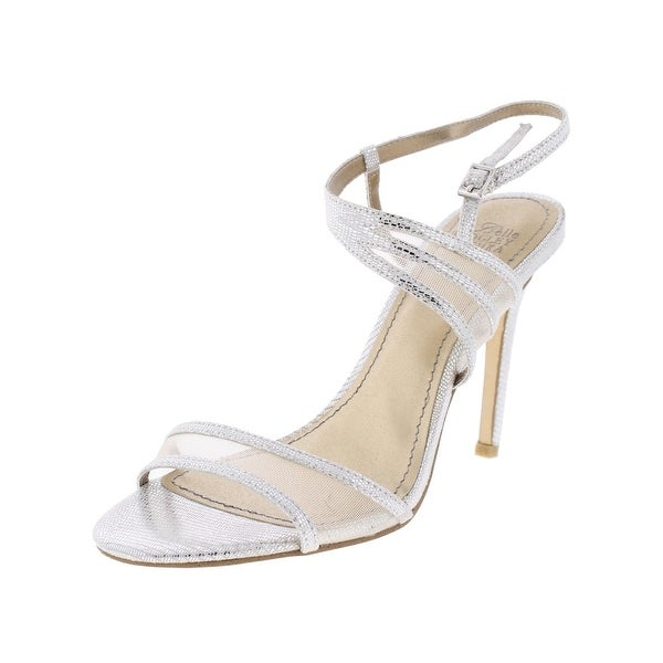 e12c4e698c98 Shop Belle Badgley Mischka Womens Nova Evening Sandals Open Toe ...