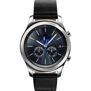 Samsung - Gear S3 Classic Smartwatch 46mm