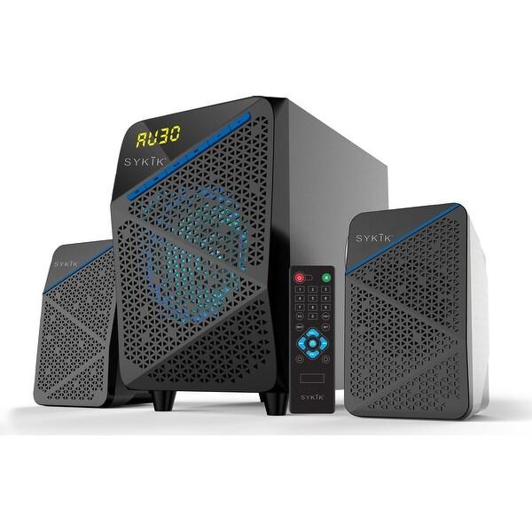 Sykik SP3698BT, powerful FM Radio, Bluetooth 2.1 speaker system,
