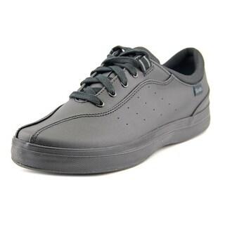 Keds Lori Ubal Round Toe Leather Tennis Shoe