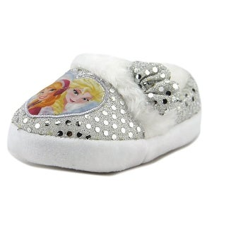 Disney Frozen Slipper Round Toe Canvas Slipper