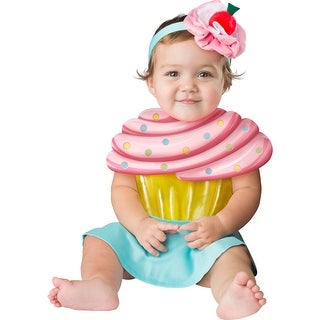 Infant Cupcake Cutie Halloween Costume