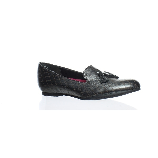 15bea050136 Shop Munro Womens Tallie Black Loafers Size 7 (AA) - On Sale - Free ...