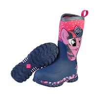 Muck Boots Twilight Sparkle Youths Rugged II Hasbro Extreme Winter Boots-Size 12