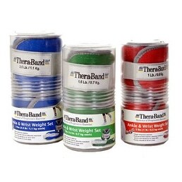 Thera-Band Comfort Fit Ankle/Wrist Cuff Weight