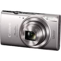 Canon PowerShot ELPH 360 HS 20.2 MP Digital Camera (Silver)