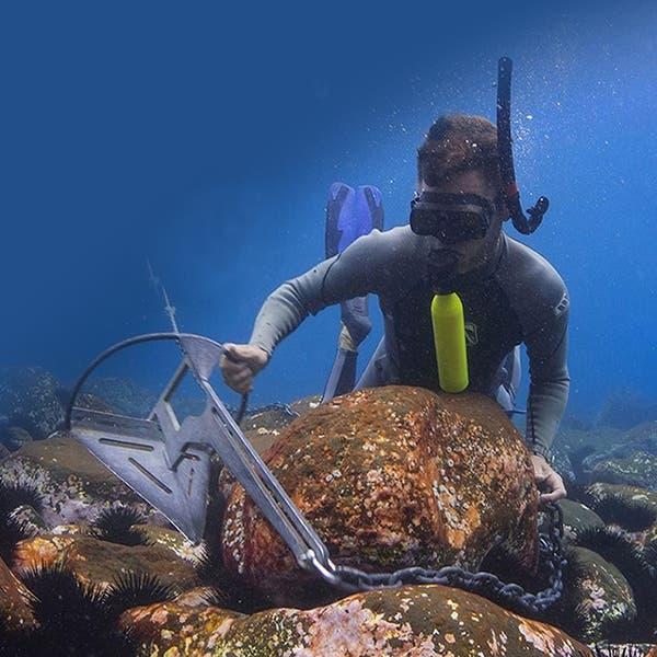 Shop SMACO Oxygen Cylinder Mini Scuba Diving Equipment Air