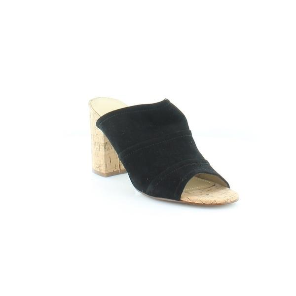 Marc Fisher Prenna Women's Sandals Black