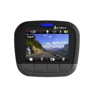 Cobra CDR 855 BT 2.0 MP Bluetooth Dashboard Camera CDR855BT Dash Cam Manufacturer Refurbished