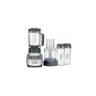 Cuisinart Velocity Ultra Trio Blender/Food Processor/Travel Cups