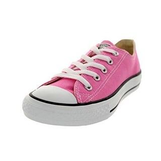 Converse Unisex Yths C/T Allstar Ox, Pink