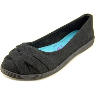 Blowfish Glo 2 Women Round Toe Canvas Flats