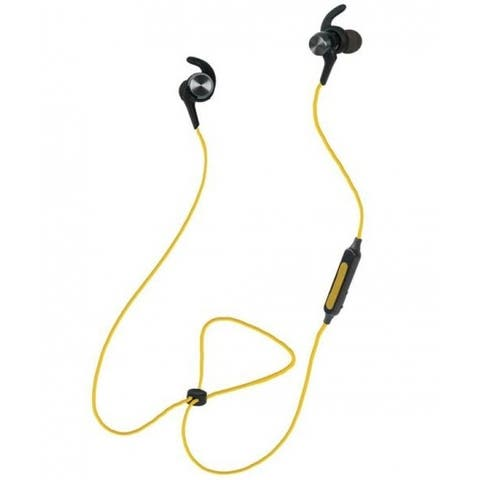 Stanley 190 9010 ST2 Wireless Earphone, Black/Yellow