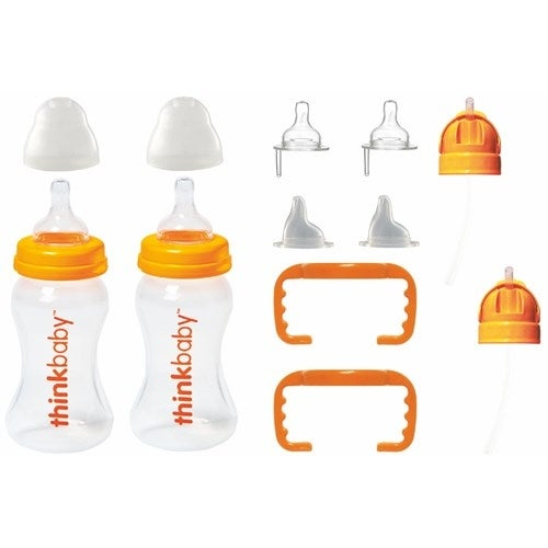 """Thinkbaby All-In-One Set Bottles and Cups"""