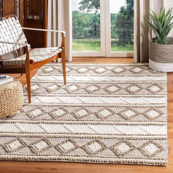 Safavieh Archna Handmade Jute Casual Rug. Opens flyout.