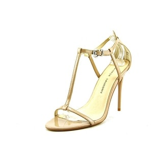 Chinese Laundry Leo Open-Toe Synthetic Heels