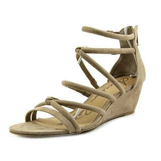 American Rag Acalla Women Open Toe Canvas Wedge Sandal