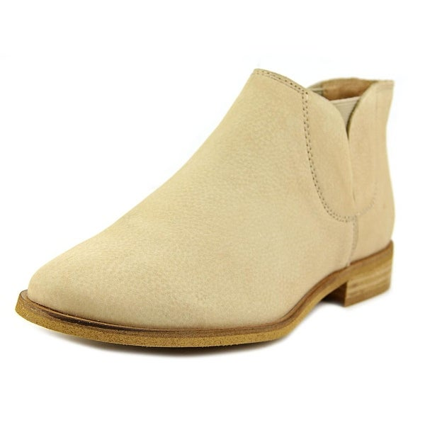 Splendid Paddy Women Round Toe Leather Tan Ankle Boot