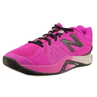 New Balance WC1296 D Round Toe Synthetic Walking Shoe