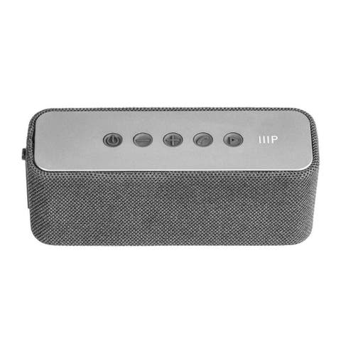 Monoprice Harmony Portable Bluetooth Wireless Speaker 33828 Portable Bluetooth Wireless Speaker